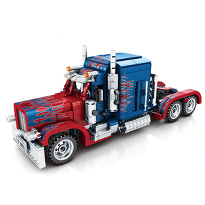 New: Peterbilt 849pcs