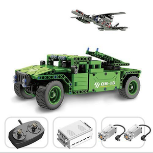 Remote Controlled Air Strike Humvee