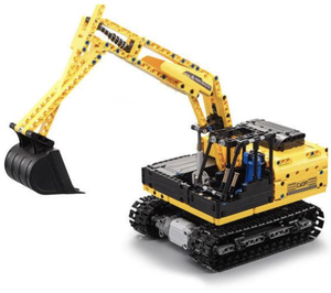 Remote Controlled Excavator 544pcs