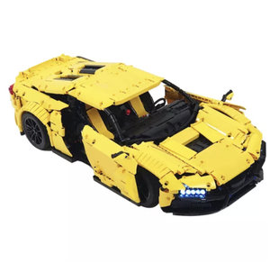 Remote Controlled Beast Alpha 2683pcs