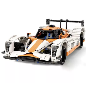 New: Le Mans Race Car 1838pcs