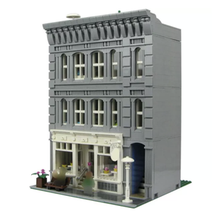 New: Sugar & Spice New York Building 3103pcs