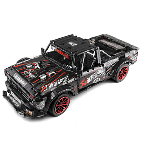 Hoonitruck Drift Exclusive 2886pcs
