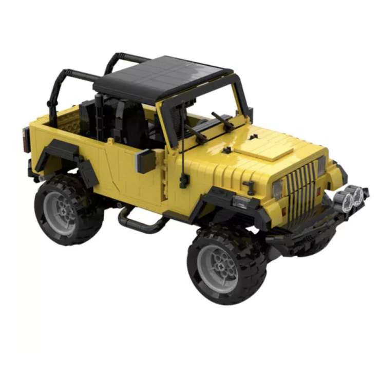 1995 Off Roader 1275pcs