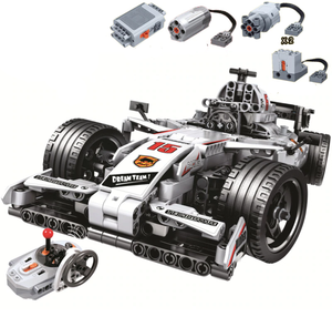 Remote Controlled Formula Racer 749pcs