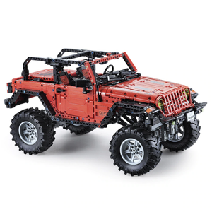 Remote Controlled Jeep Wrangler 1941pcs