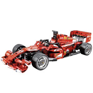 New: Remote Controlled Ferrari F1 Car 585pcs