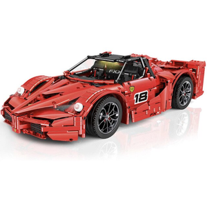 Remote Controlled Track Car 2102pcs