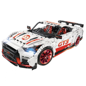 New: Nissan GTR R35 3408pcs