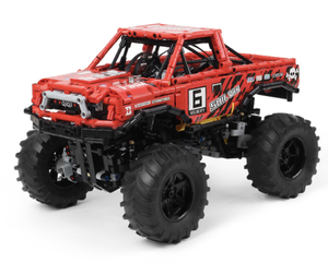 Remote Controlled Big Foot 1760pcs