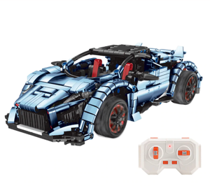 Remote Controlled Supercar 914pcs