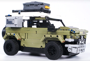 Remote Controlled Defender 956pcs