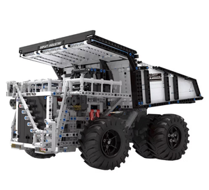 New: Remote Controlled Mining Dump Truck 2010pcs