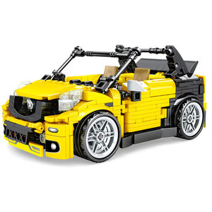 Yellow Bug 310pcs