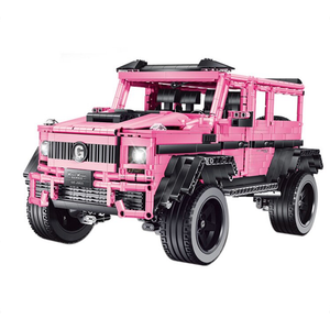New: The Pink G 2687pcs
