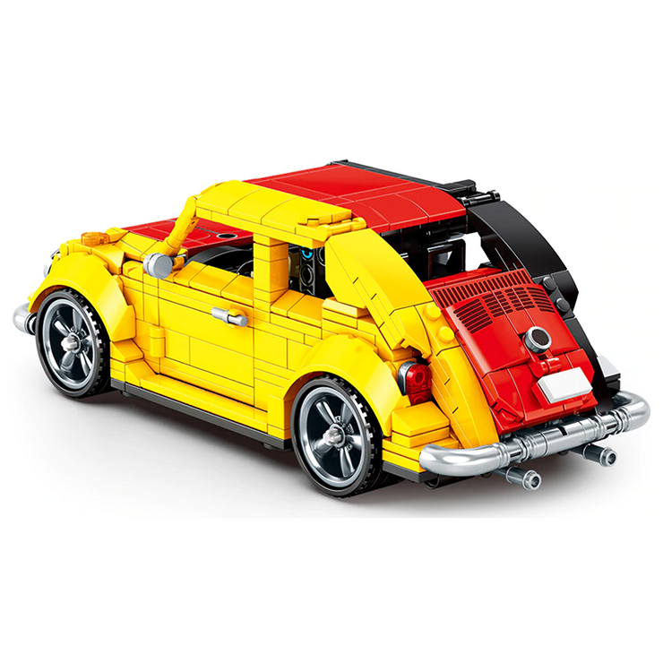 German Bug 675pcs