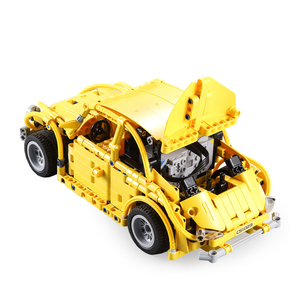 Yellow Bug 1124pcs