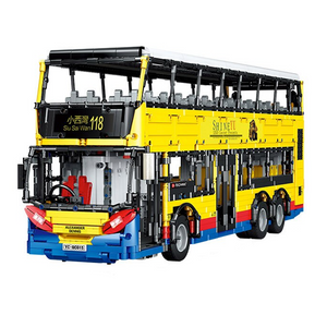 New: Remote Controlled Bus 4315pcs