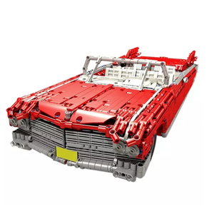 New: Remote Controlled American Classic 3136pcs