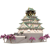 New: Tenshukaku of Osaka Castle 21,145pcs
