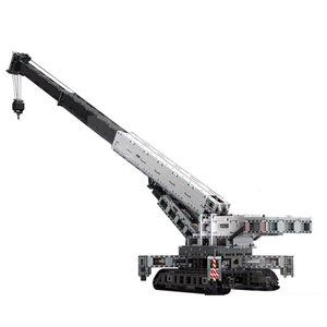 New: Remote Controlled Heavy Duty Crane 4000pcs