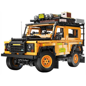 "New: The ""Sahara Explorer"" 2126pcs"