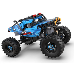 New: The Ultimate Remote Controlled Buggy 699pcs