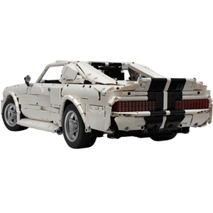 New: Remote Controlled Muscle Car 3541pcs