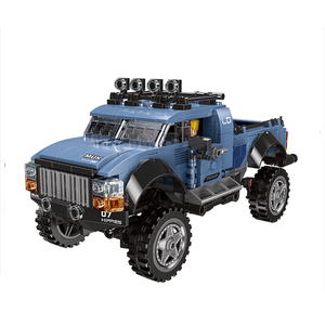 Off-Road Truck 555pcs