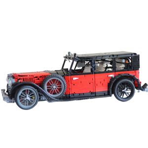 New: Remote Controlled Grosser Classic 3548pcs