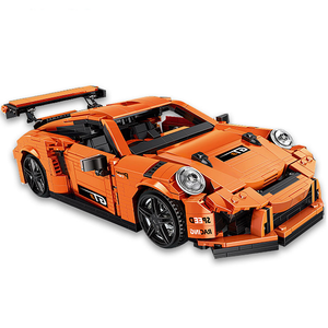 New: GT Sports Car 1075pcs