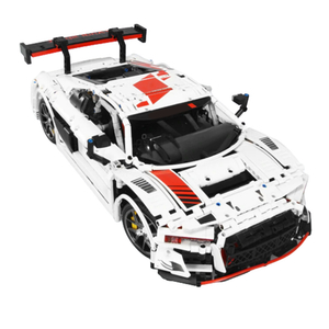 New: Remote Controlled GT3 Race Car 2768pcs