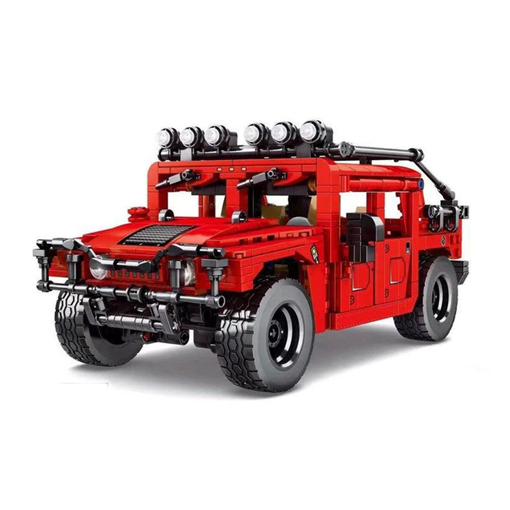 HH Off Roader 953pcs