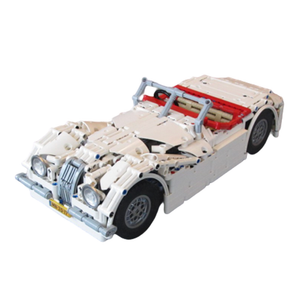 New: Classic British Roadster 1270pcs
