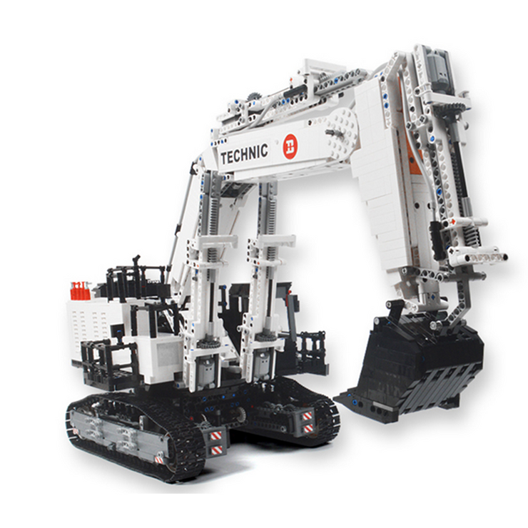 Remote Controlled Heavy Duty Loader 4342pcs