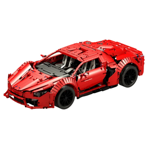 Remote Controlled Supercar 2812pcs