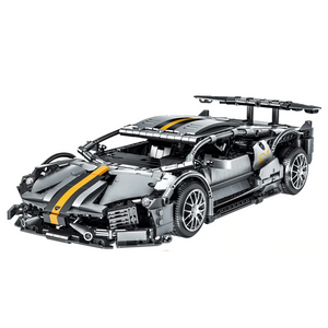 New: Shadow Bull 1337pcs