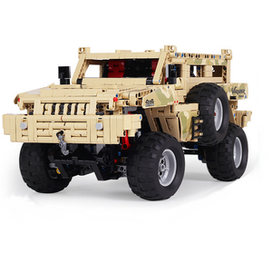 New: Remote Controlled 4x4 2018pcs