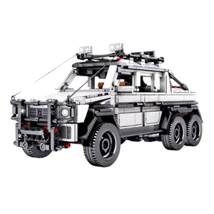 New: 6x6 Off Roader 858pcs