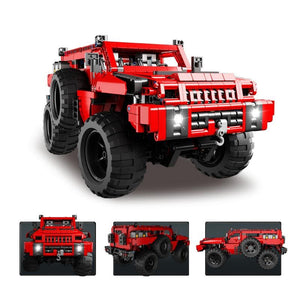 Remote Controlled 4x4 2278pcs
