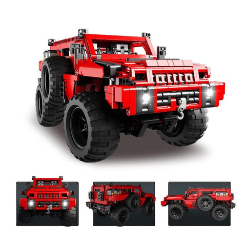 Remote Controlled Marauder 2278pcs