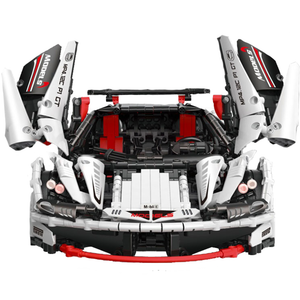 New: Remote Controlled McLaren MP4-12C 1928pcs