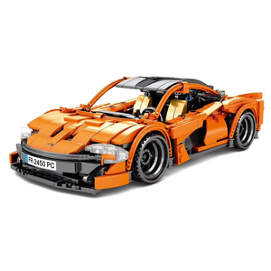 Orange Supercar 708pcs