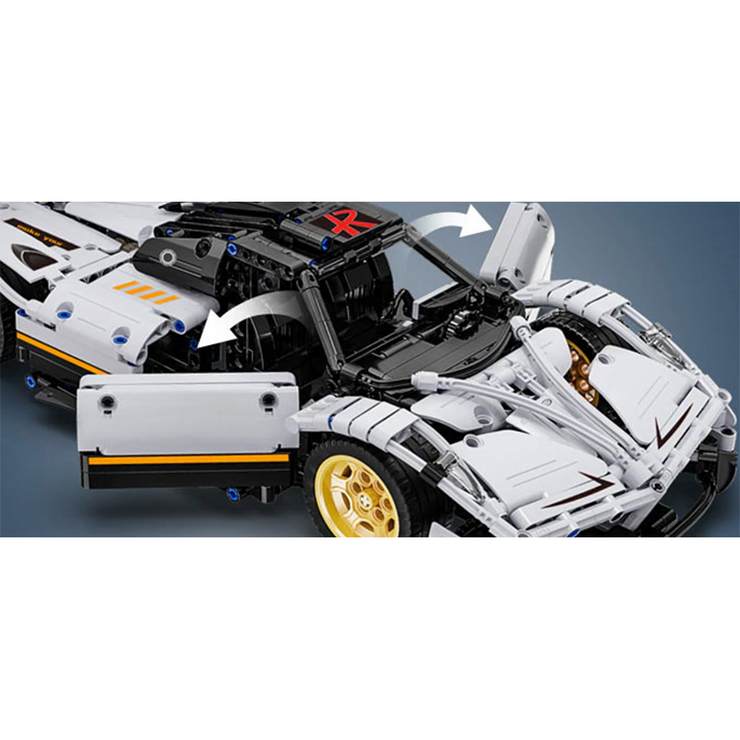Remote Controlled Zonda 959pcs