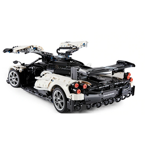 New: Pagani Huayra Roadster 2896pcs