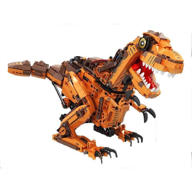 Remote Controlled Walking T-Rex 1092pcs