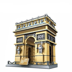 Arc De Triomphe 1401pcs