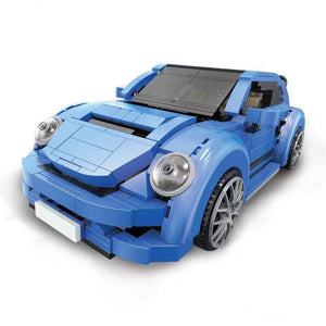 Blue Bug 944pcs