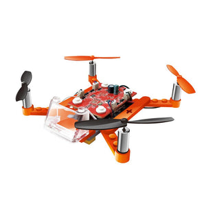 Mini Quadcopter Red