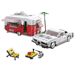 Holiday Classic with Trailer 2436pcs